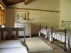 Casa Mandorlo, another of the bedrooms